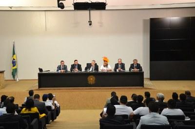 Frente Parlamentar pelo Fortalecimento dos Legislativos Municipais recebe apoio do ILB/Interlegis