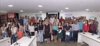 Mais de 80 pessoas, de nove cidades, recebem certificados da Oficina Interlegis em Itabuna
