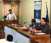 Mais de cem pessoas participam do Encontro Interlegis em Lavras da Mangabeira