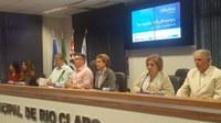 Marta Suplicy fala de conquistas femininas em Oficina Interlegis de Rio Claro