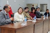 Miracatu inaugura sua Escola Legislativa, a primeira do Vale do Ribeira, com palestra e curso