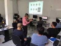 Na Câmara Municipal de Franca, servidores recebem treinamento para o uso de ferramentas tecnológicas