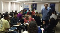 """Participantes de treinamento do Interlegis no Rio preparam documento de """"logística sustentável"""""""