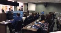 Presidente da câmara de Betim agradece parceria com Interlegis em abertura de oficina