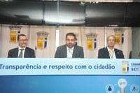 Presidente da Câmara de Betim ressalta vantagens da parceria com o Interlegis
