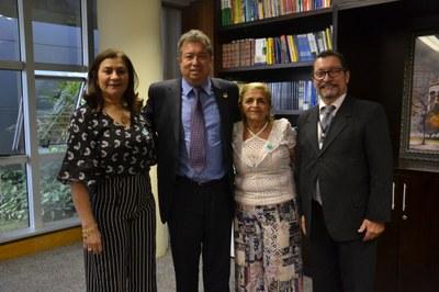 Presidente da Câmara de Caucaia  quer produtos e Oficinas Interlegis