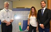 Presidente de câmara de Erechim agradece apoio do Interlegis na modernização dos trabalhos realizados