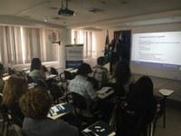 Primeiro dia de Oficina Interlegis no Rio reúne participantes de instituições públicas e privadas