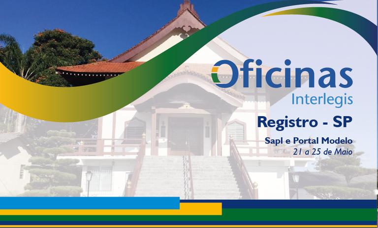 Registro (SP) sedia oficinas tecnológicas Interlegis
