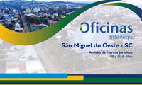 Revisão de marcos jurídicos é assunto de Oficina Interlegis em Santa Catarina