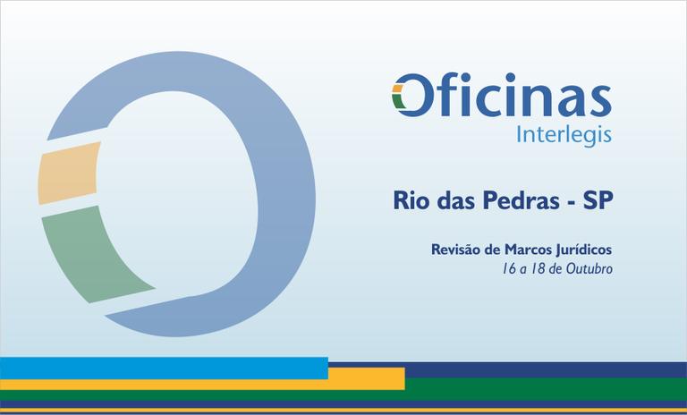 Rio das Pedras (SP) recebe treinamento para atualizar Lei Orgânica e Regimento Interno