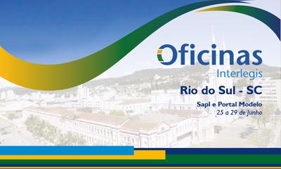 Rio do Sul (SC) sedia oficinas tecnológicas Interlegis