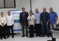 Senado Federal ministra curso para servidores da Câmara Municipal de Praia Grande (SP)