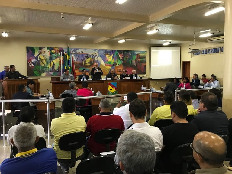 Senador Flexa Ribeiro (PSDB-PA) abre Oficina Interlegis em Itaituba