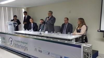 Senador Garibaldi diz que Interlegis leva transparência e modernização para casas legislativas do interior