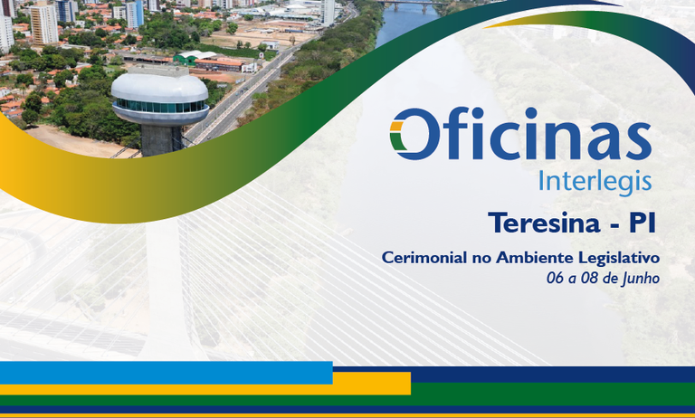 Teresina: Oficina Interlegis de Cerimonial será no Tribunal de Contas