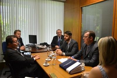 União de câmaras do Vale do Itajaí pede oficinas Interlegis para segundo semestre