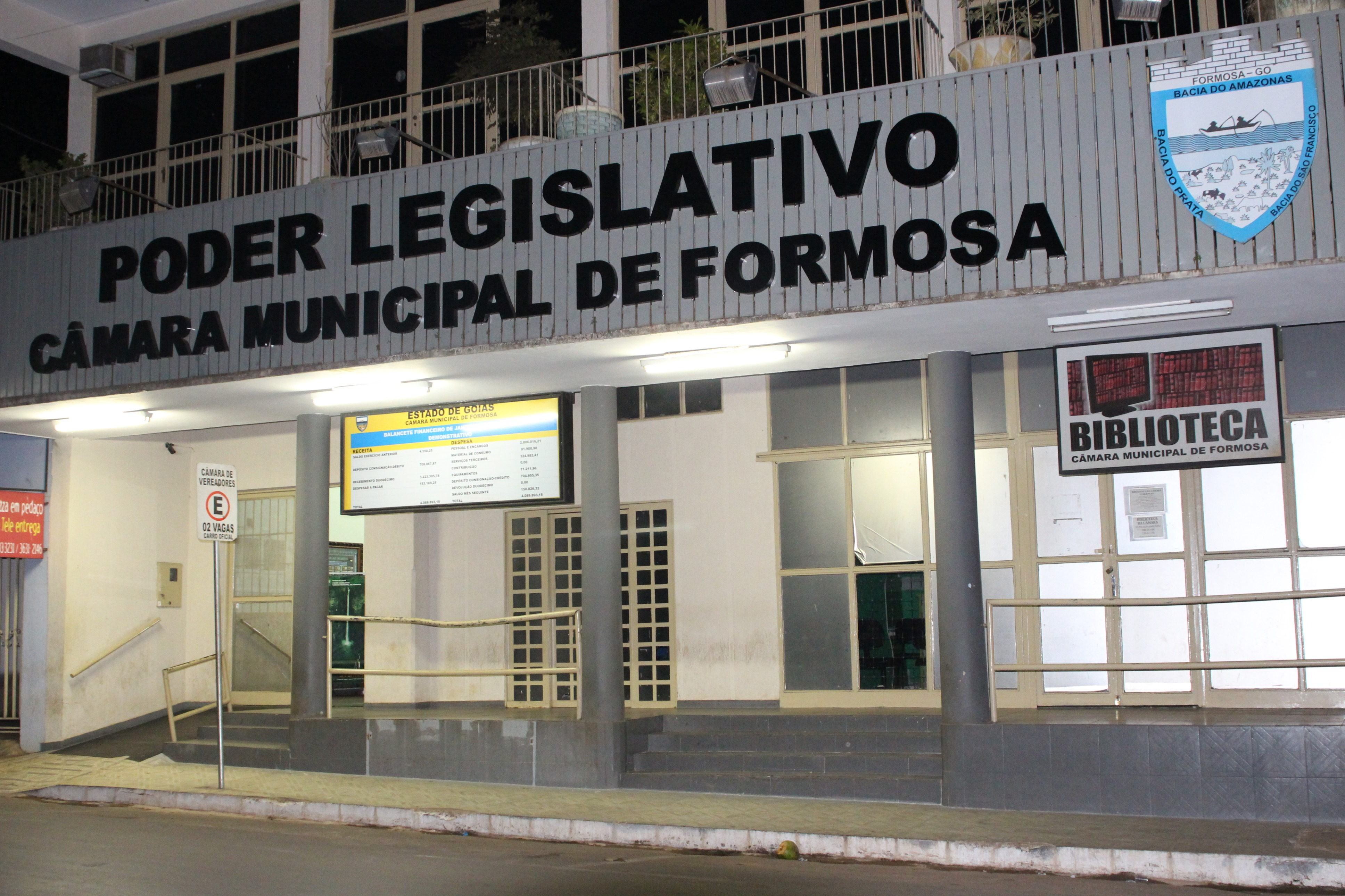 Uso dos produtos Interlegis passa a ser obrigatório na Câmara de Formosa (GO)