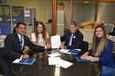 Câmara de São Gabriel do Oeste (MS) busca ferramentas Interlegis para ter mais transparência