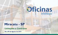 Câmara Municipal de Miracatu recebe Oficina Interlegis