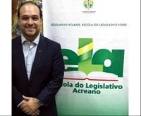 Diretor do ILB cumpre agenda institucional no Acre