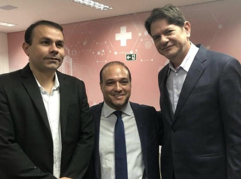 Diretor do ILB participa de Encontro de presidentes de Câmaras do Ceará