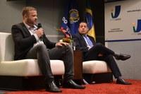 Encontro Interlegis: especialista em segurança cibernética debate o ciberespaço no âmbito do BRICS