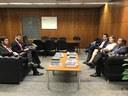 Escola do Legislativo da Assembleia do Amazonas planeja ampla parceria com ILB/Interlegis