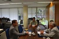 Escola do Legislativo de Rondônia discute novas parcerias com o ILB/Interlegis