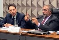 Interlegis apresenta ferramentas de cidadania e democracia na CDH do Senado
