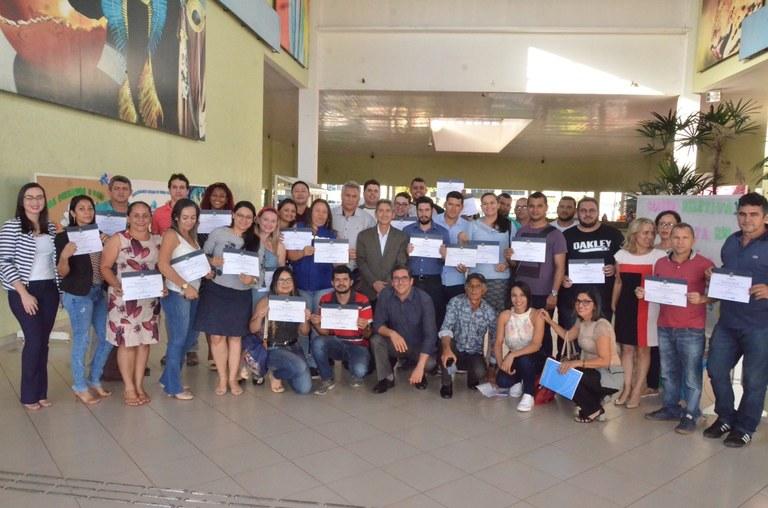 Interlegis encerra semana de treinamentos no Acre com participação de onze câmaras