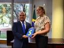 Interlegis/ILB fortalece parceria com Legislativo de Roraima
