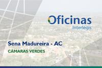 Interlegis leva a Sena Madureira oficina sobre Sustentabilidade