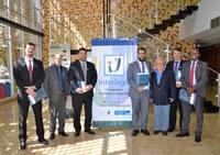 Interlegis recebe comissão de vereadores de Paracambi (RJ)