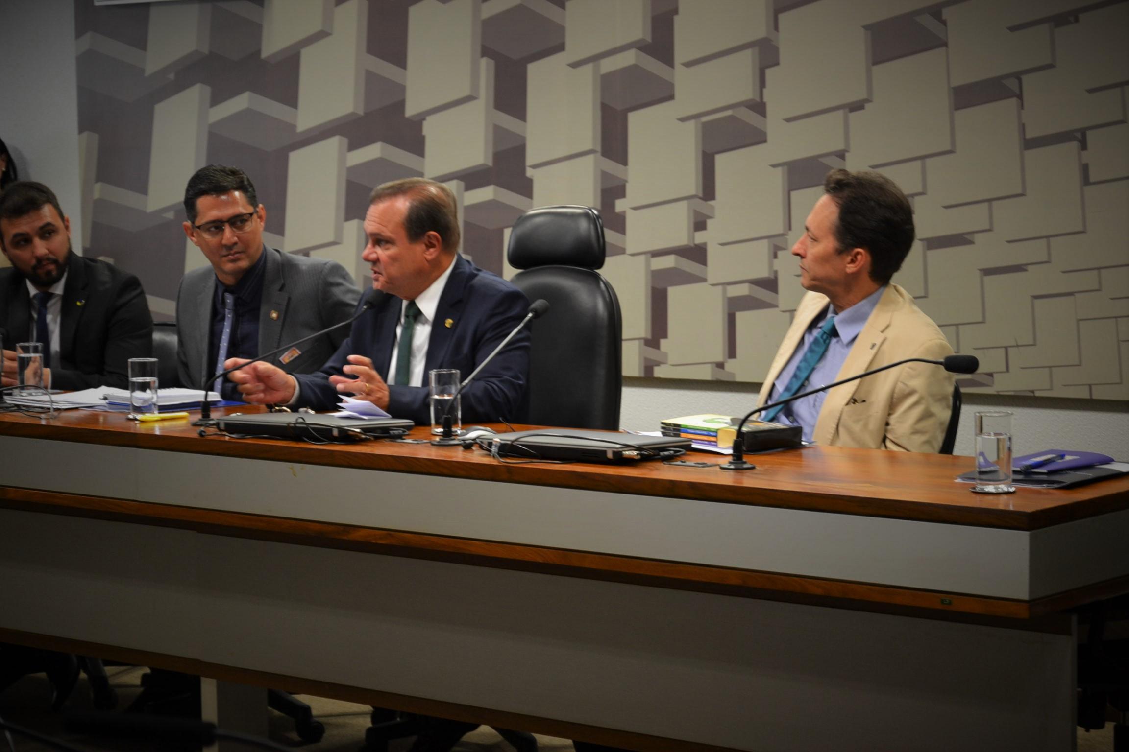 Interlegis se apresenta em encontro de vereadores do MT no Senado Federal