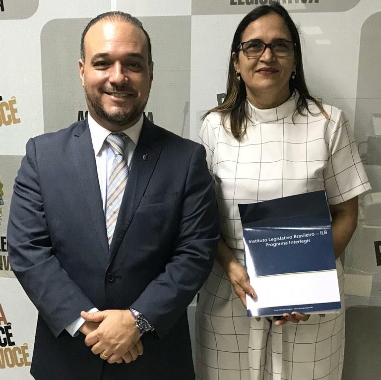 Interlegis visita escola de governo no Pará