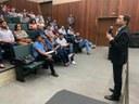 Oficina de Mossoró tem 50 participantes