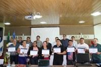 Oficinas Interlegis de Coari chegam ao fim com participantes de cinco câmaras