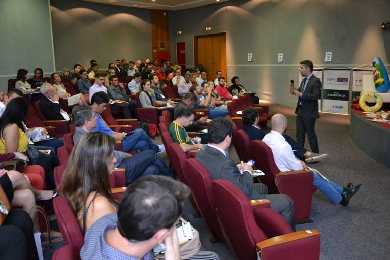 Palestras do Engitec 2019 abordam impactos da tecnologia na realidade do Legislativo