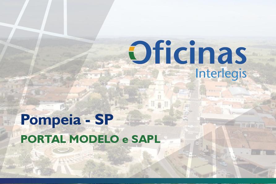 Pompeia recebe oficinas Interlegis