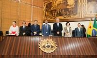 Senador Petecão abre Encontro Interlegis no Acre