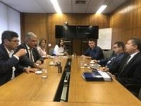 Senador Petecão quer ações do Programa Interlegis no Acre e região