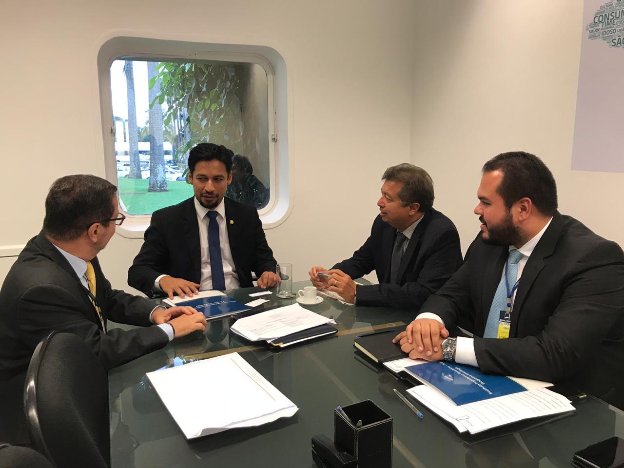 Senador Rodrigo Cunha deve usar ILB/Interlegis em ações de transparência
