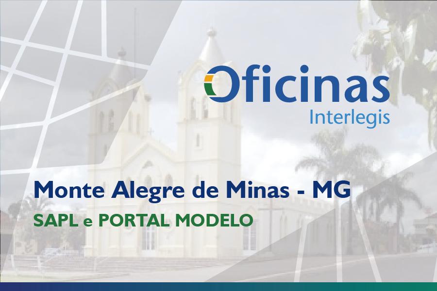 Técnicos do Interlegis vão a Monte Alegre de Minas para oficinas tecnológicas