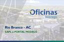 Técnicos do Interlegis vão a Rio Branco para oficinas tecnológicas