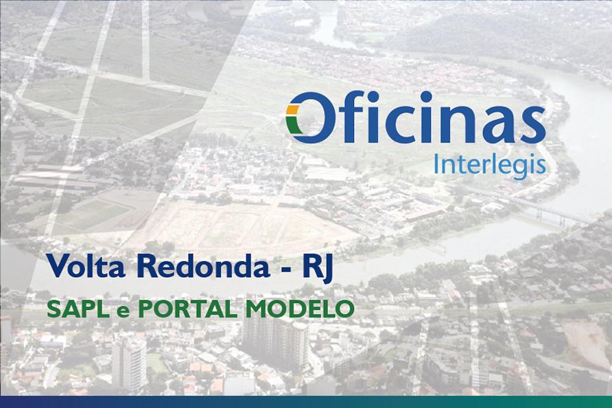 Técnicos do Interlegis vão ao Rio de Janeiro realizar oficinas tecnológicas