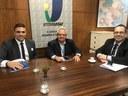 Vereador de Bela Vista de Goiás pede oficina Interlegis