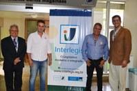Vereadores de Itabirito – MG conhecem programas de transparência e modernização do Interlegis
