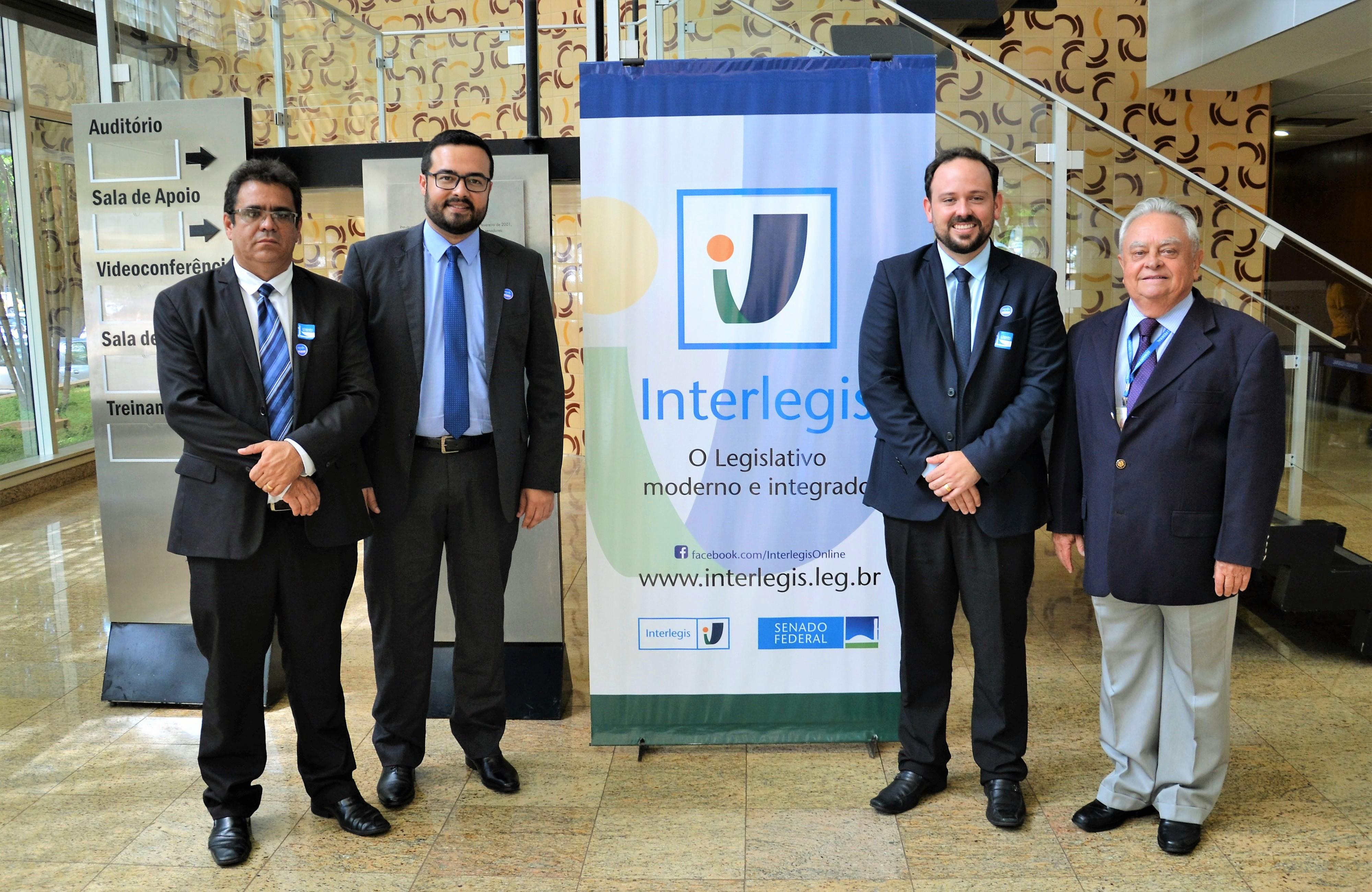Vereadores de Salgueiro (PE) visitam o Interlegis