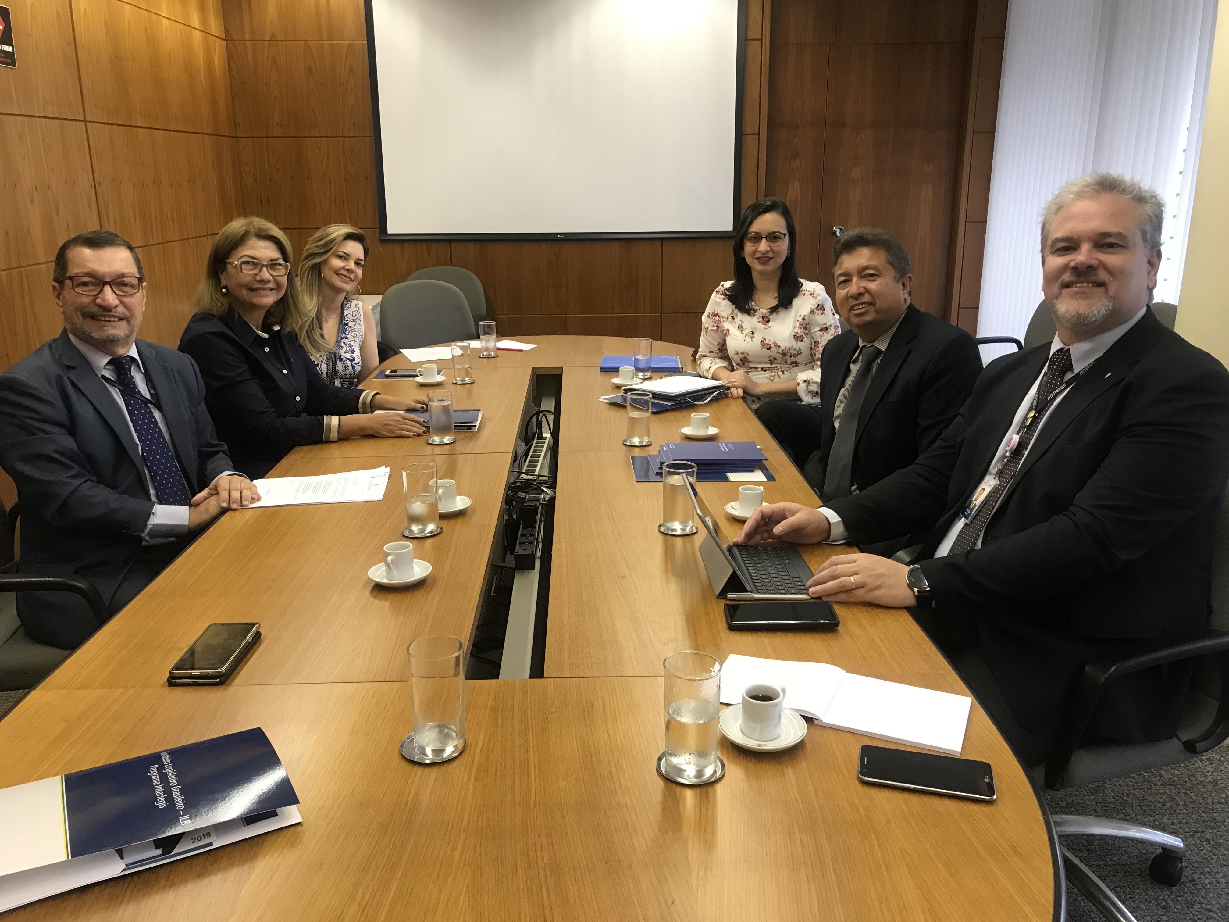 Câmara de Rio Branco quer treinamentos Interlegis para aproximar Casa da população